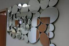 Стекла и зеркала с фацетом